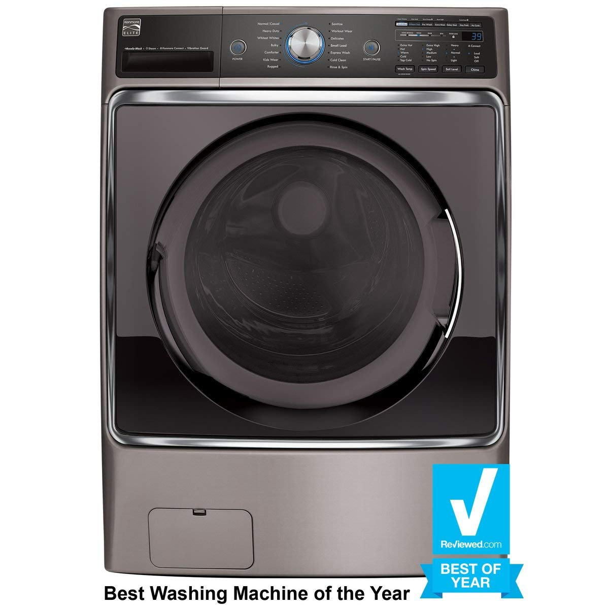 Top Loader vs Front Loading Washing Machine