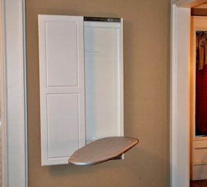 Best Wall Mounted Ironing Boards Fold Down Built In